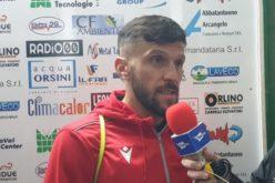 Bitonto-Foggia – Intervista a Fumagalli