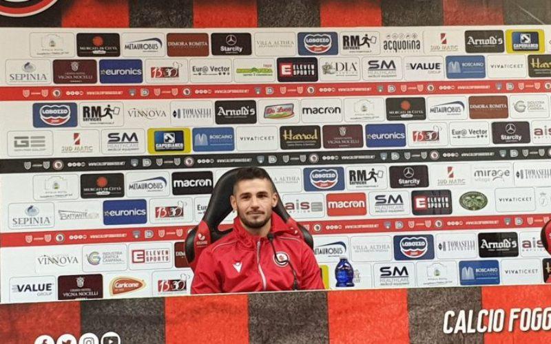 """Tortori: """"Grande gioia e felicità per questo gol che dedico alla squadra ed ai tifosi"""""""