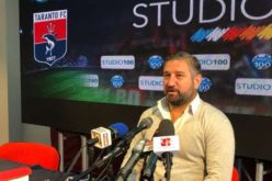 """Taranto, De Santis: """"Credo fermamente nella rimonta, il campionato è ancora lungo"""""""