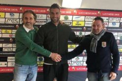 Ufficiale: Iadaresta alla Lucchese