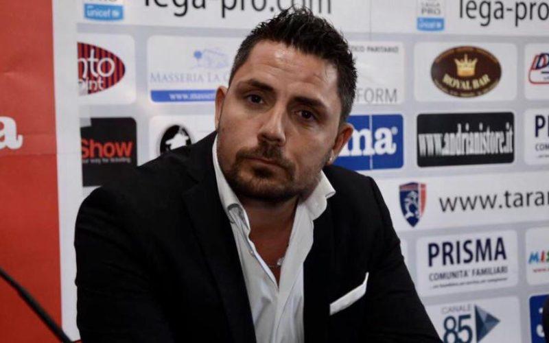 Brindisi: Mercato, Luigi Volume è il nuovo direttore tecnico