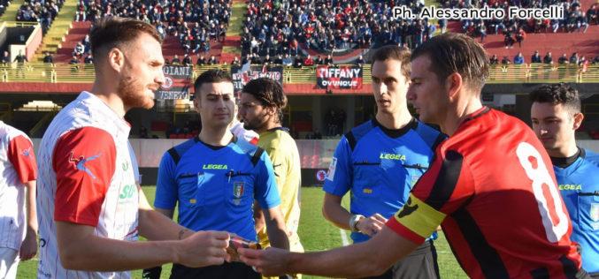 Foggia – Gelbison 3 – 0 Tris rossonero