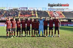 Francavilla-Foggia: i convocati rossoneri