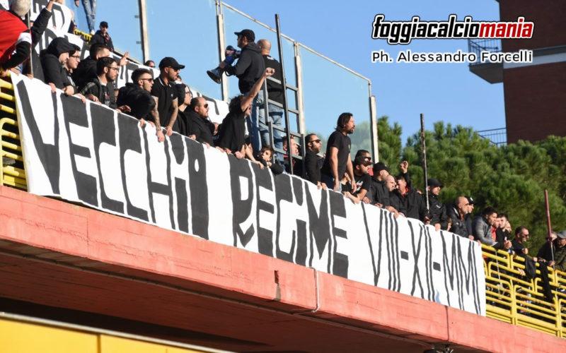 Foggia-Nocerina: Porte aperte allo Zaccheria