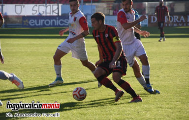Serie D: Stagione 2019-2020 – Le foto di Foggia-Gelbison