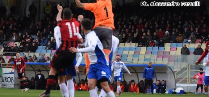 """Il Foggia chiude in bellezza il 2019: 3-1 sul Gladiator allo """"Zac'"""