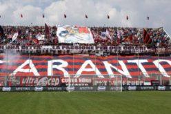 """Taranto, il comunicato della Curva Nord: """"Giove vattene! Dopo le tante premesse sbandierate…"""""""