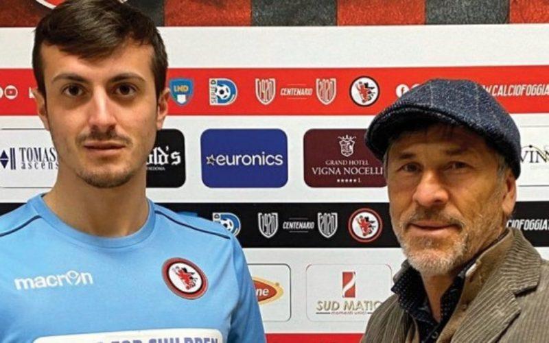 Ufficiale – Foggia, firma il giovane portiere Rizzitano