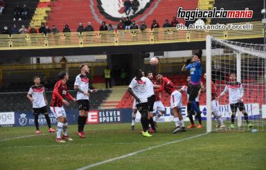 Serie D: Stagione 2019-2020 – Le foto di Foggia-Nocerina