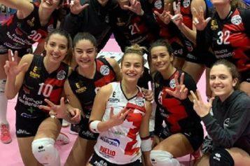 L'Asd Foggia Volley torna a giocare al 'Preziuso' contro il Potenza