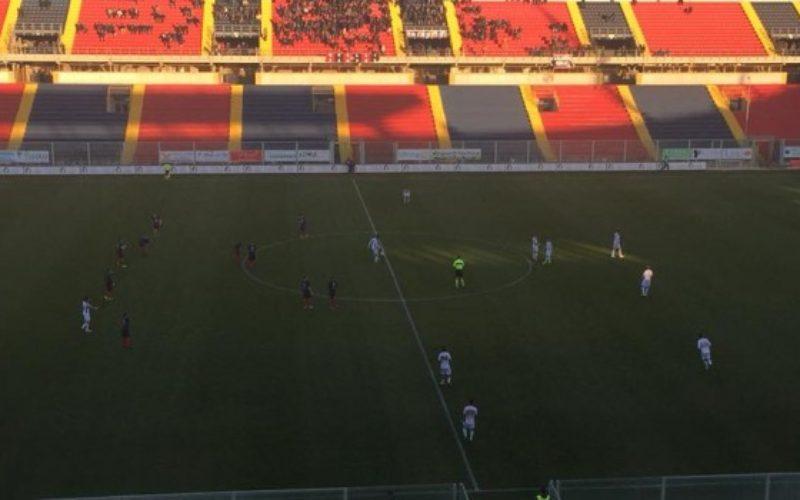 """Il Foggia espugna lo """"Iacovone"""": Taranto battuto 1-0 a domicilio"""