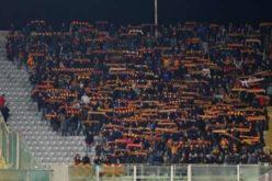 Lecce, buone notizie sul fronte-tifosi: trasferta di Roma libera per i supporters salentini
