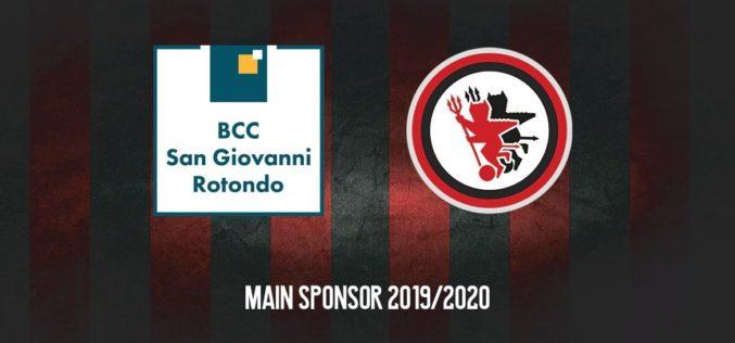 La BCC di San Giovanni Rotondo main sponsor dei satanelli