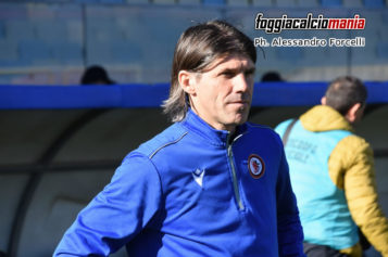 """Cau: """"Gol del Casarano in netto fuorigioco. Oggi è mancata la cattiveria giusta"""""""