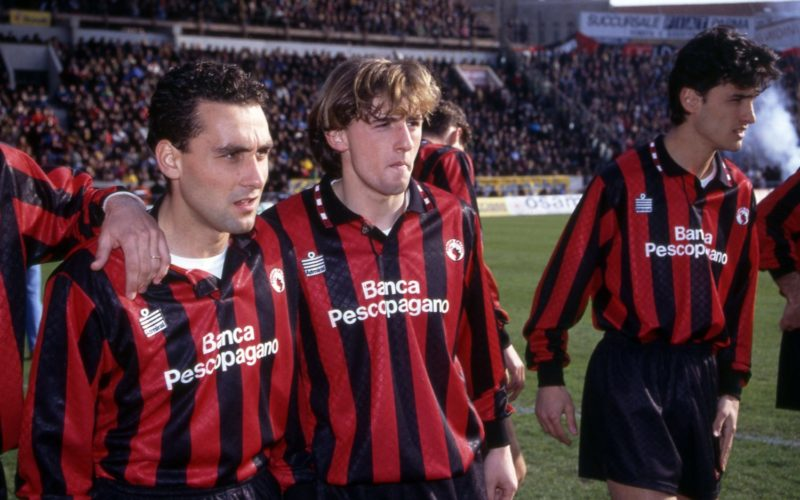 100 ANNI DI FOGGIA – 1991, il Foggia di Zeman promosso in Serie A