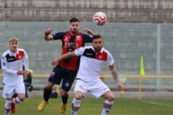 """Carboni: """"Vogliamo vincere sul campo. Con Cerignola e Taranto le vittorie più belle"""""""