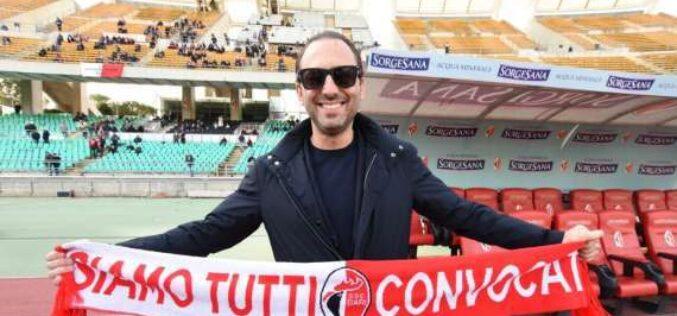 """Bari, De Laurentiis: """"La promozione in Serie C mi ha fatto tremare le gambe"""""""