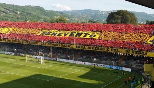 Benevento, i tifosi sulla promozione: «Non ci saranno feste o caroselli»