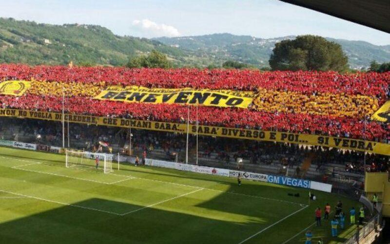 Benevento, fissata per lunedì la ripresa delle attività: la nota del club