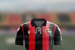 Presentazione logo e maglia Centenario Calcio Foggia 1920