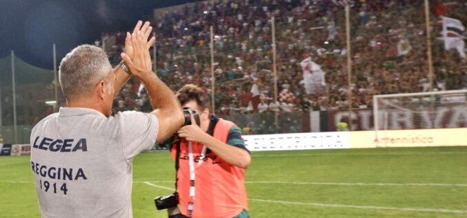 """Reggina, Toscano: """"A luglio in pochi credevano in noi"""""""