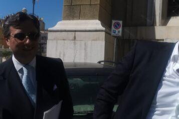L'intervista a Follieri al termine dell'incontro con il sindaco Landella