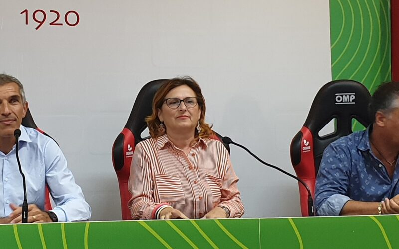 Comunicato stampa di Maria Assunta Pintus