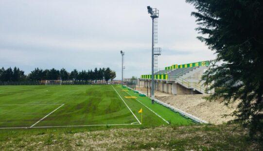 Calcio Foggia, domenica allenamento congiunto con il GS Troia