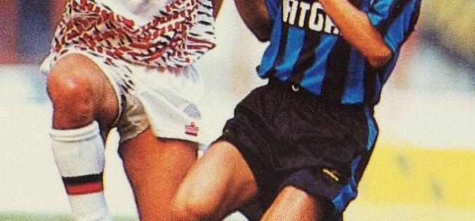 Inter-Foggia 1-1 del '91. La A dopo 13 anni