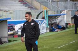 """Calcio Foggia, Marchionni: """"L'episodio dell'espulsione ha condizionato la gara"""""""