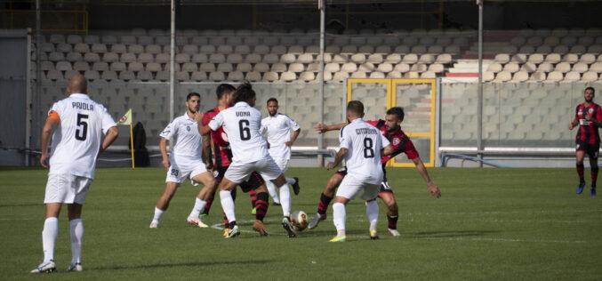 Foggia-Bisceglie 1-3 Rossoneri sconfitti allo Zaccheria