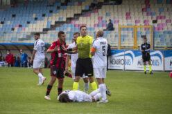 Foggia-Bisceglie: le pagelle dei rossoneri
