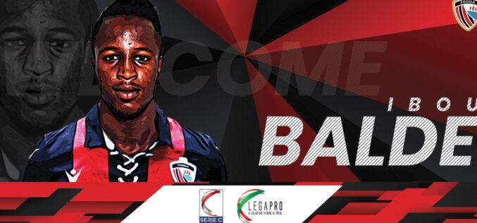 Ufficiale: Ibou Balde firma col Foggia