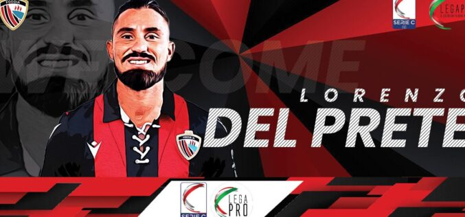 Lorenzo Del Prete è rossonero