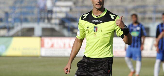 Foggia-Avellino dirige Paolo Bitonti di Bologna