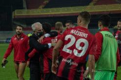 Calcio Foggia, rescissione per l'attaccante Nassens