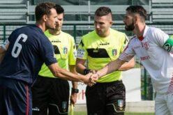 Vibonese-Foggia dirige Davide Di Marco di Ciampino