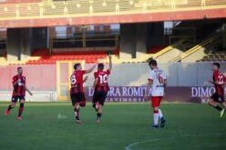 Un Super Curcio salva il Foggia. Con la Turris finisce 2-2
