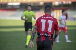 D'Andrea si riscatta, ma Laaribi rovina la festa. 1 – 1 al Luigi Razza tra Vibonese e Foggia
