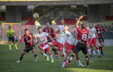 Serie C: Stagione 2020-2021 – Le foto di Foggia-Turris