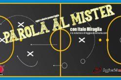 Parola al mister – Catania-Foggia