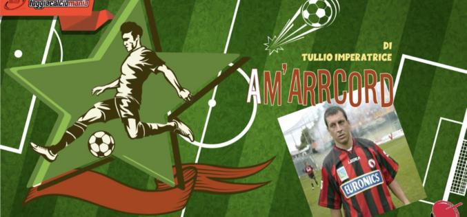"""Antonino Cardinale a FCM: """"È stato un onore vestire i colori rossoneri. Sono un tifoso del Foggia"""""""