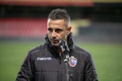 Marchionni, un girone fa il debutto come mister sfidando l'ex Bucaro