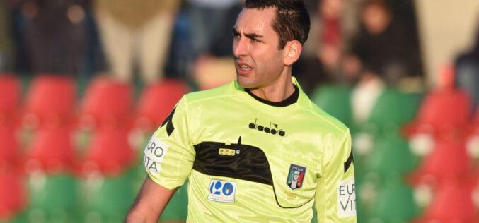 Foggia-Juve Stabia dirige Andrea Colombo di Como