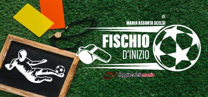 Foggia-Casertana a Federico Fontani di Siena, arbitro dal cartellino facile e troppo spesso contestato