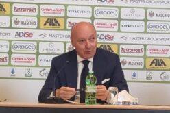 """Inter, Marotta rassicura: """"La proprietà è solida. Mercato? Pensiamo a riconfermare il gruppo"""""""