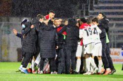 Del Prete segna, Gavazzi e Fumagalli blindano il punteggio. Col Potenza termina 0-1