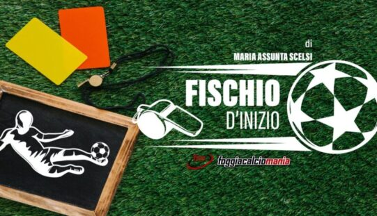 Palermo-Foggia: una coppia di stabiesi al fianco dell'arbitro Federico Longo