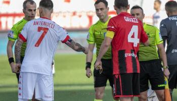 Serie C: Stagione 2020-2021 – Le foto di Bari-Foggia