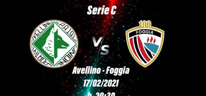 Avellino-Foggia: le ultimissime